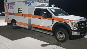 8445-51 Express Plus Type I Ambulance