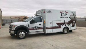 8443 Chief XL Type I Ambulance