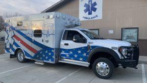 8452 Chief XL Type I Ambulance
