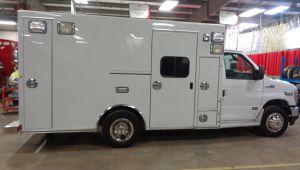 R5855 Express Type III Ambulance