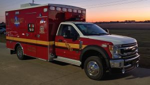 8325-27 Chief XL Type I Ambulances