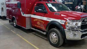 8511-16 Liberty Type I Ambulance