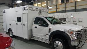 8536 Chief XL Type I Demo Ambulance