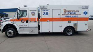 8332-36 Super Chief Type I Ambulance