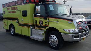 8469-71 Super Chief Type I Ambulance