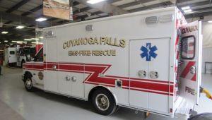 8587 Chief XL Type III Ambulance