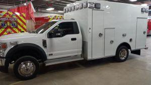 8622 Express Plus Type I Demo Ambulance