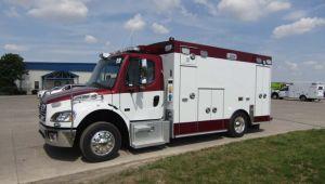 8480 Super Chief Type I Ambulance