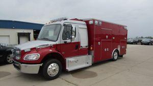 8533 Braun Super Chief Type l Ambulance
