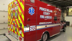8561 Braun Chief XL Type l Ambulance