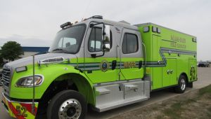 8590 Braun Super Chief Type l Ambulance