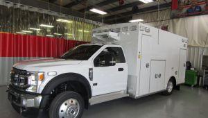 8861 Braun Chief XL Type l Ambulance