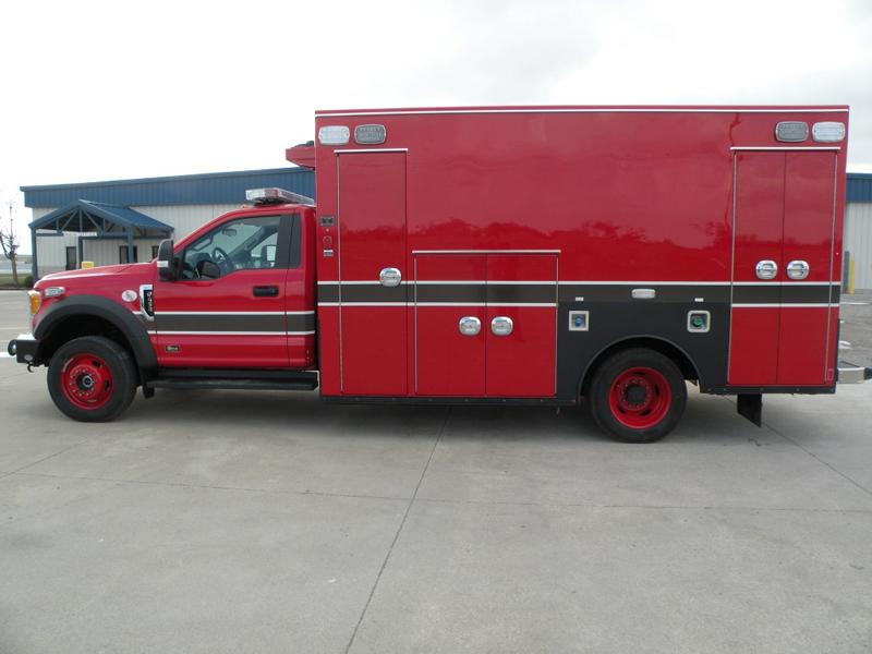 Ford Dealers Nj >> Braun Chief XL Type I Ambulance for Maplewood, NJ