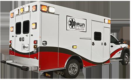 Types of Ambulance Configurations - Type 1 & Type 3 Ambulances